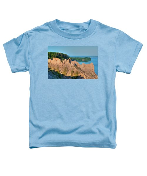 Chimney Bluffs 1750 Toddler T-Shirt