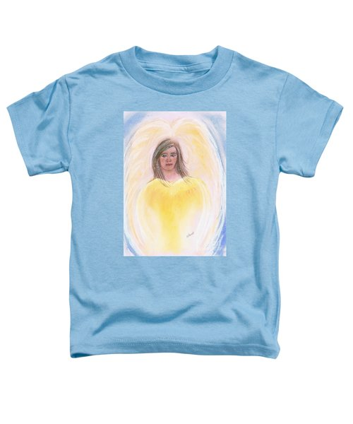 Christmas Angel Toddler T-Shirt