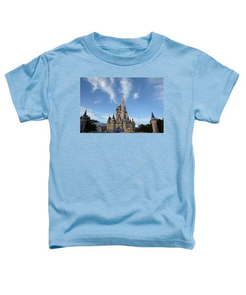 Cinderella Castle 2 Toddler T-Shirt