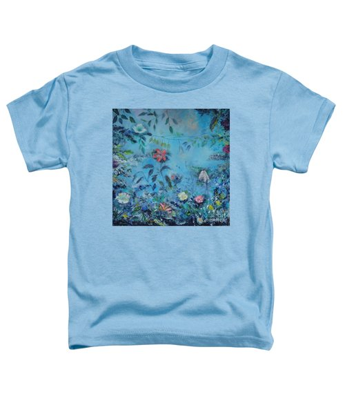 Cinderellas Garden Toddler T-Shirt
