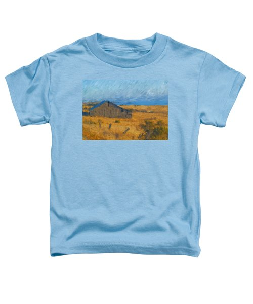 Close To The Sea Toddler T-Shirt