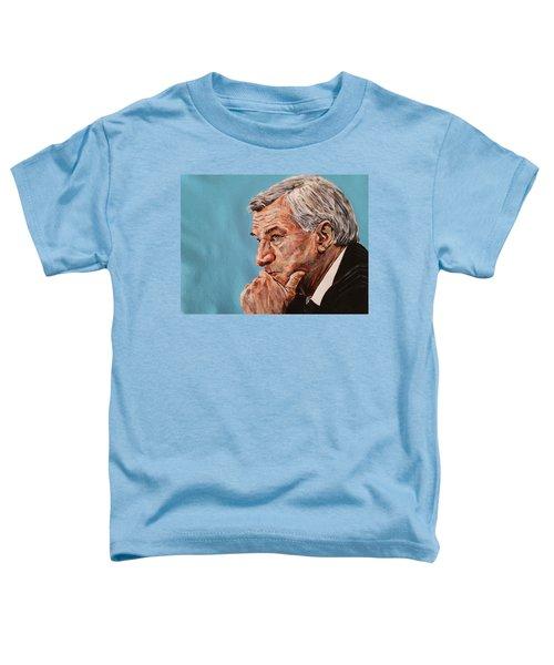 Coach Dean Smith Toddler T-Shirt
