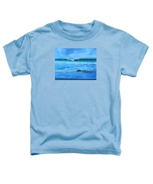 Cocoa Beach Surf Toddler T-Shirt