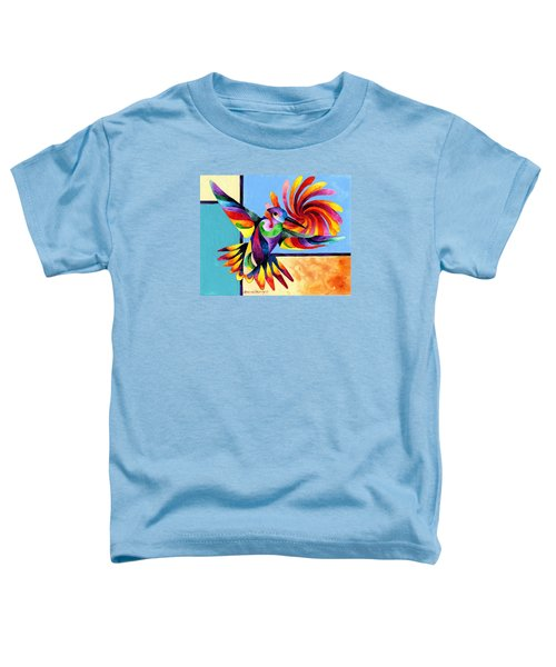 Color Spinner Toddler T-Shirt