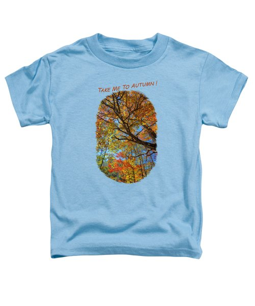 Colors On High 2 Toddler T-Shirt