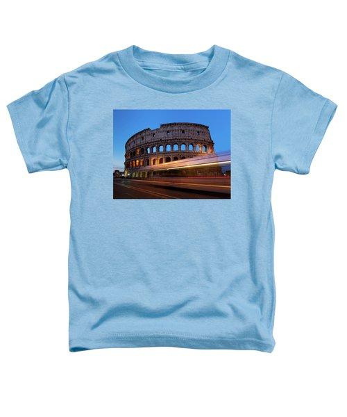 Colosseum Rush Toddler T-Shirt