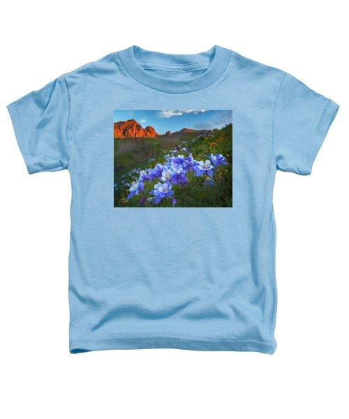 Columbine Sunrise Toddler T-Shirt