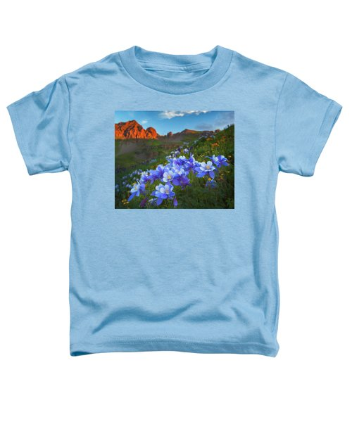 Columbine Sunrise Toddler T-Shirt