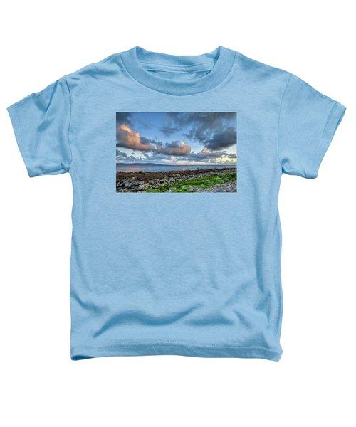 Connemara Sunset Toddler T-Shirt
