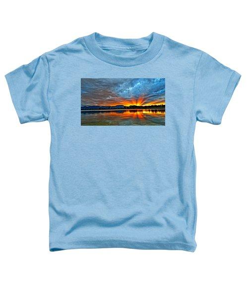 Cool Nightfall Toddler T-Shirt
