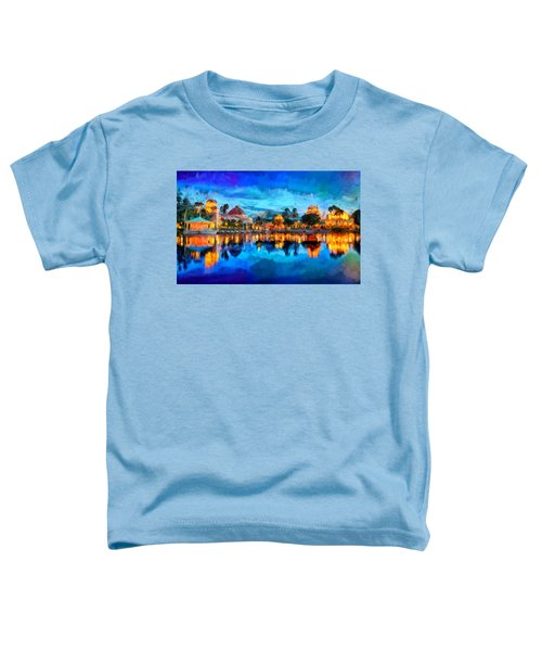 Coronado Springs Resort Toddler T-Shirt