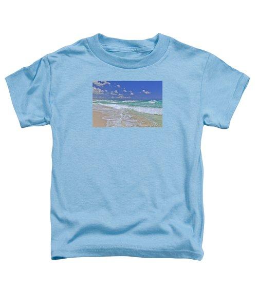 Cozumel Paradise Toddler T-Shirt