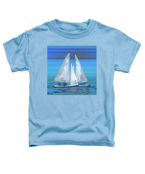 Crossing Toddler T-Shirt