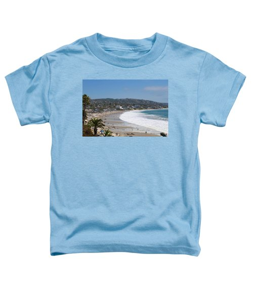 Day On The Beach Toddler T-Shirt
