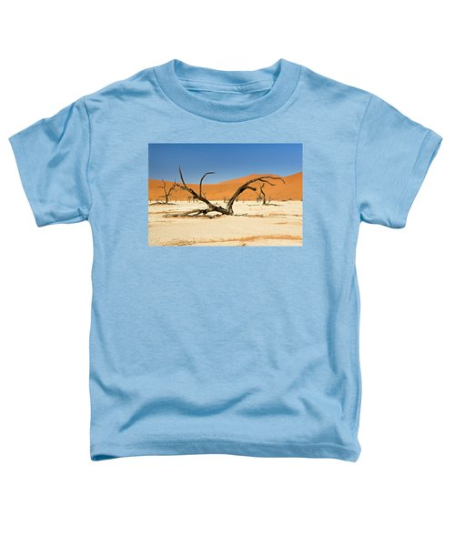 Deadvlei With Tree Toddler T-Shirt