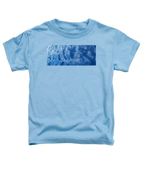 Deep Blue Tide Toddler T-Shirt