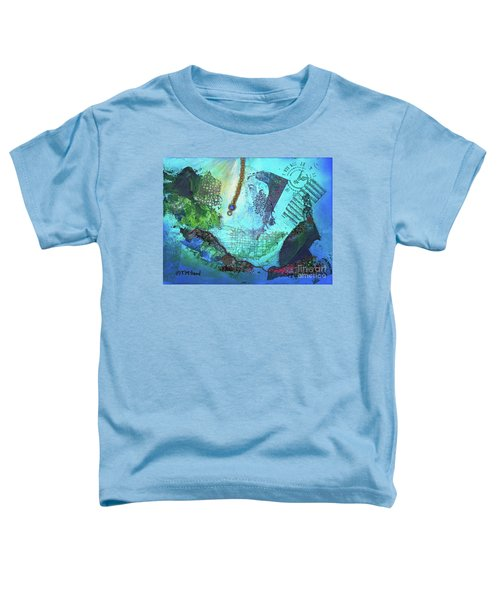 Deep Sea Life Toddler T-Shirt