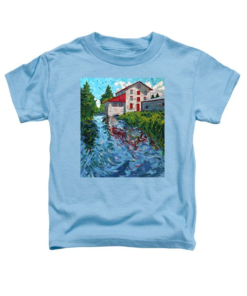 Delta Morning Toddler T-Shirt