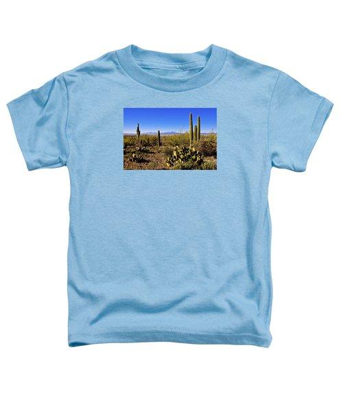 Desert Spring Toddler T-Shirt