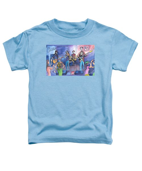 Dewey Paul Band Toddler T-Shirt