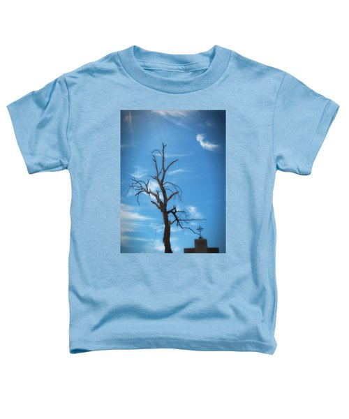 Dia De Los Muertos Toddler T-Shirt by Lynn Geoffroy