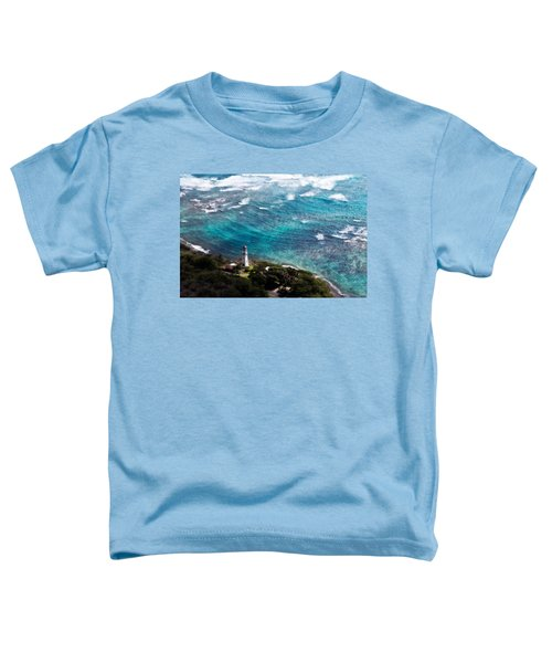 Diamond Head Lighthouse Toddler T-Shirt