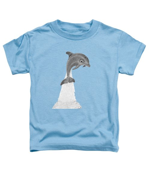 Dolphin #2 Toddler T-Shirt