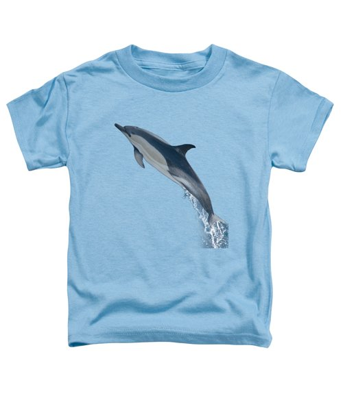 Dolphin Leaping T-shirt Toddler T-Shirt
