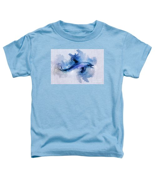 Dolphins Freedom Toddler T-Shirt