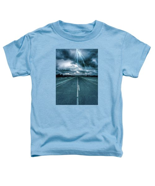 Doomsday Road Toddler T-Shirt