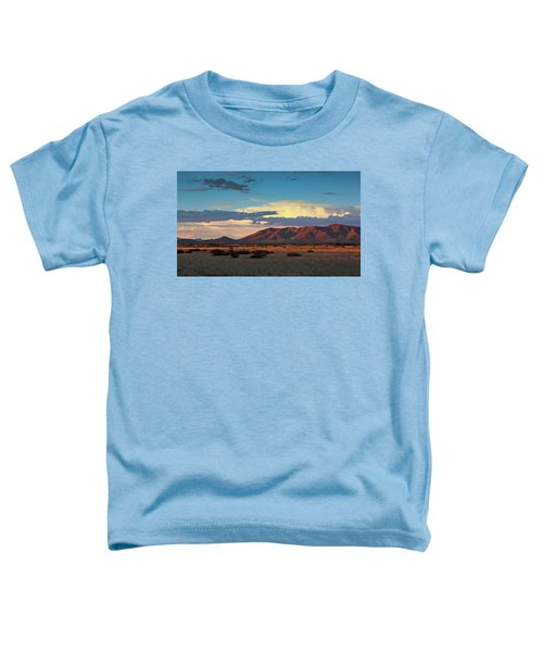 Dos Cabezos Sunset Serenity Toddler T-Shirt