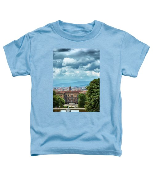 Drama In The Palace Of Firenze Toddler T-Shirt