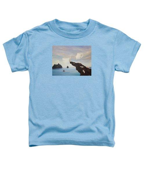 Dream Commute Toddler T-Shirt