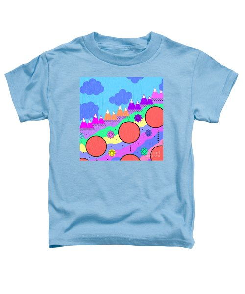 Dreamscape Toddler T-Shirt