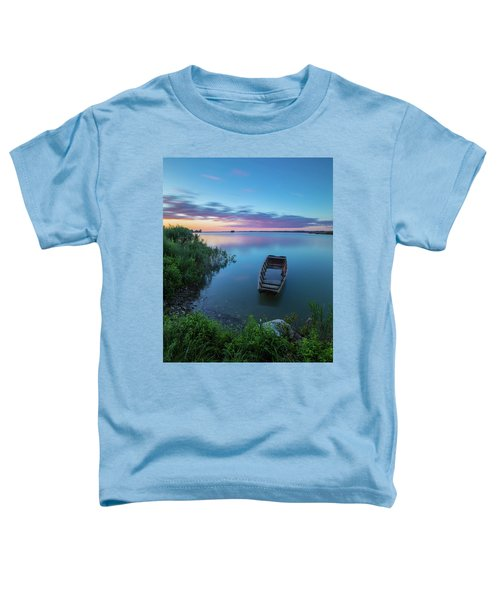 Dreamy Colors Of The East Toddler T-Shirt