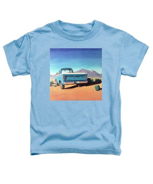 Drive Through The Sagebrush Toddler T-Shirt