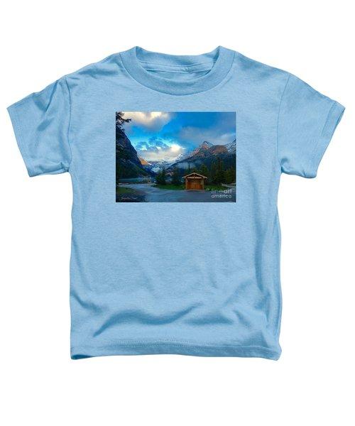 Early Moody Morning Toddler T-Shirt