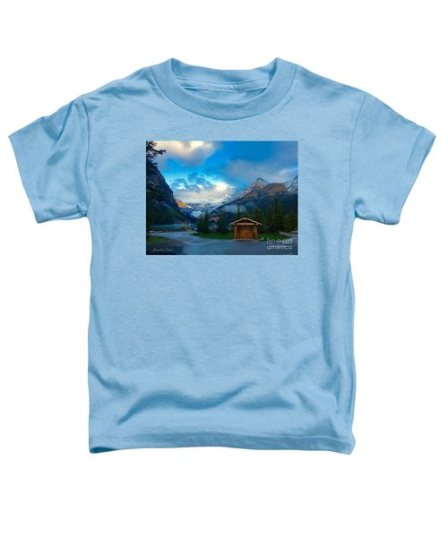 Early Moody Morning Toddler T-Shirt