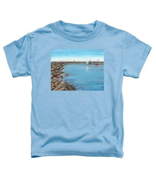 Early Morning At Dana Point Toddler T-Shirt