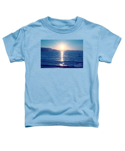 Early Sunset Toddler T-Shirt