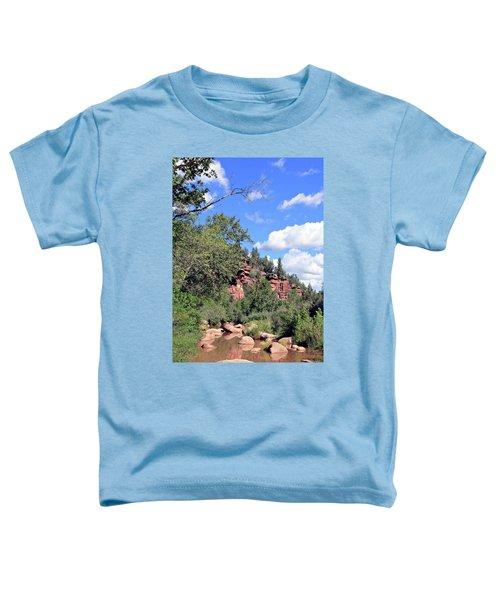 East Verde Summer Crossing Toddler T-Shirt