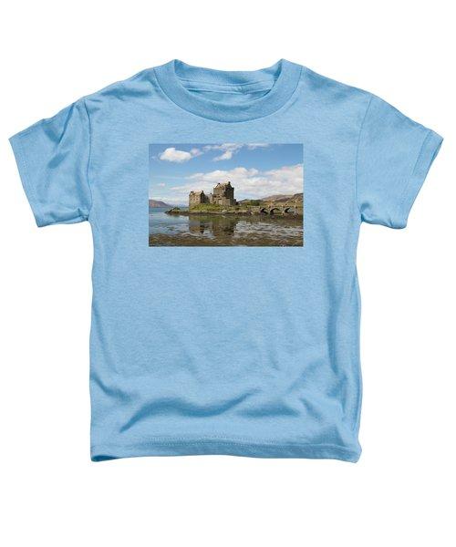 Eilean Donan Castle - Scotland Toddler T-Shirt