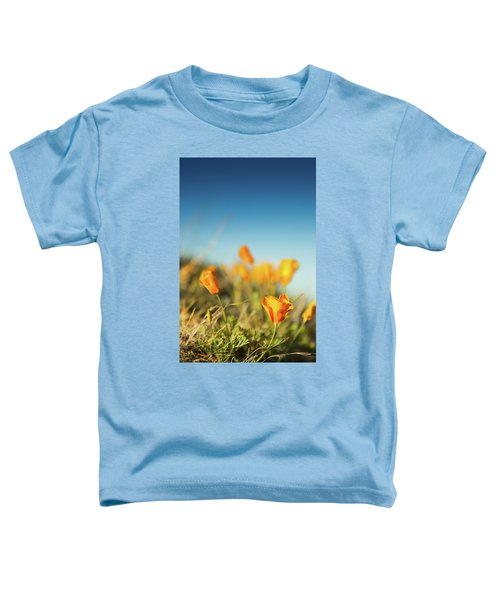 El Paso Poppies Toddler T-Shirt