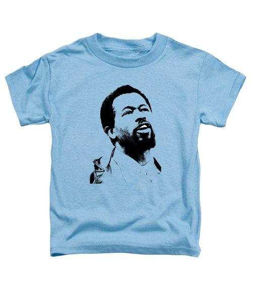 Eldridge Cleaver Toddler T-Shirt by Otis Porritt