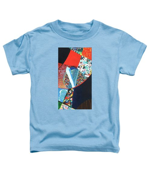 Election Of Outsiders 2016 Toddler T-Shirt