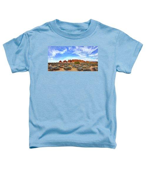 Elephant Butte Toddler T-Shirt