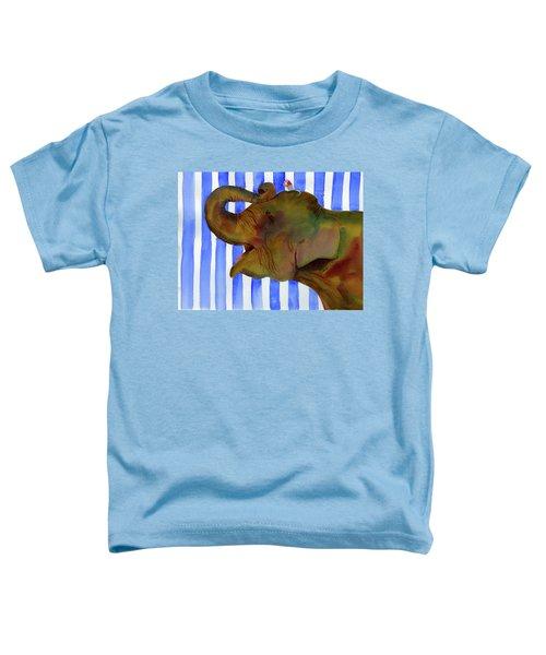 Elephant Joy Toddler T-Shirt