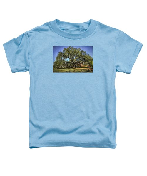 Emancipation Oak Tree Toddler T-Shirt