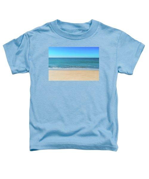 Empty Beach Toddler T-Shirt