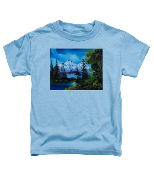 End Of Winter Toddler T-Shirt